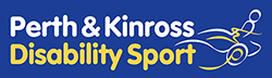 Perth and Kinross Disability Sport Logo